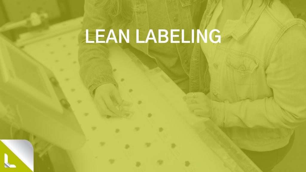 Labeltronix Lean Labeling