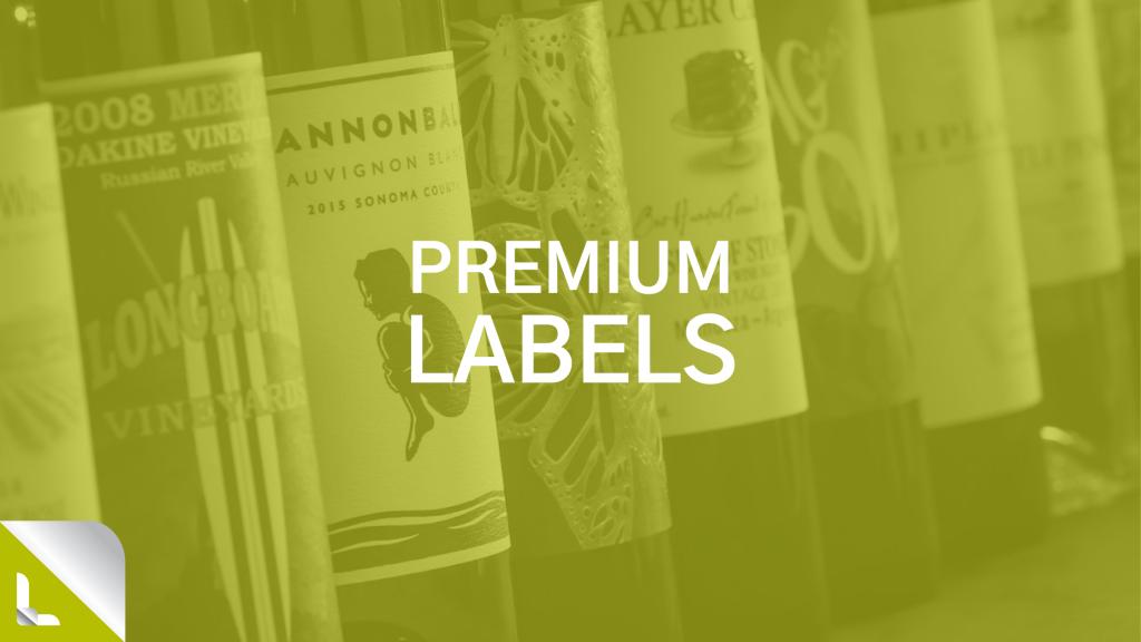 Labeltronix Premium Labels Banner