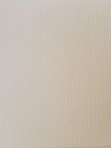 Natural White Canvas label material