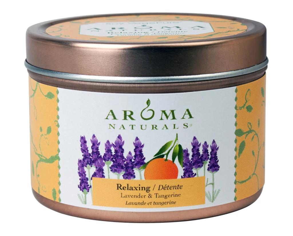 aroma naturals eco label