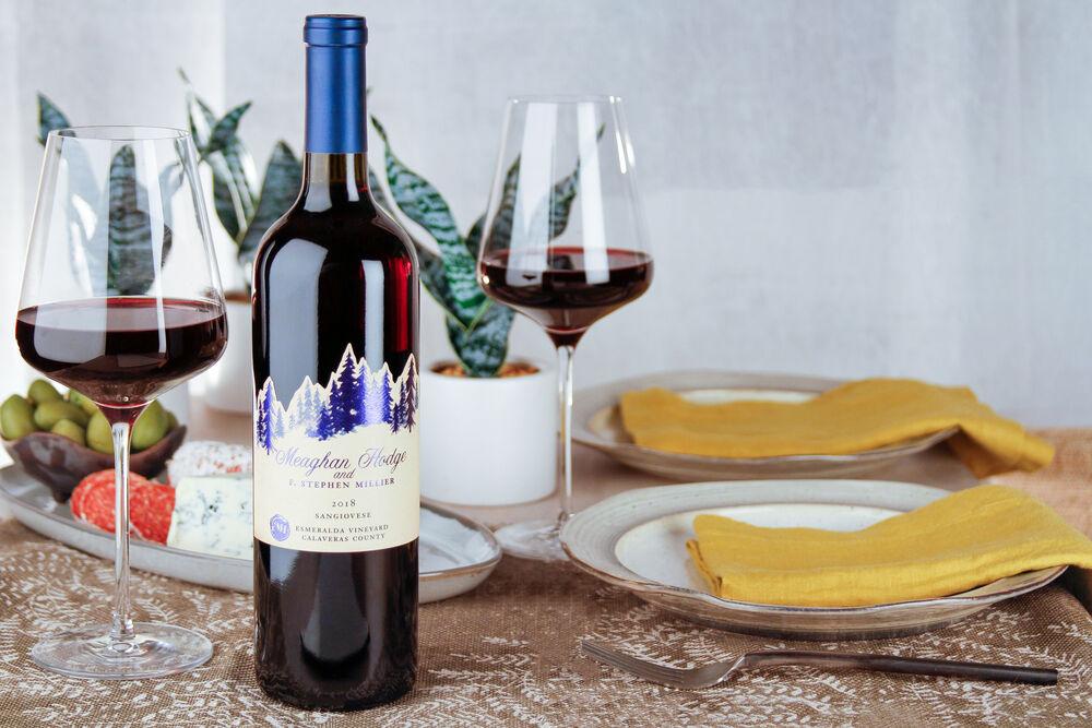 wine label ecommerce